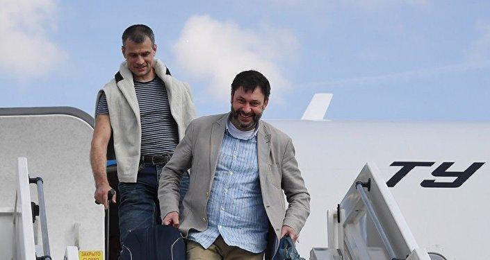 历史性的大规模俄乌囚犯交换行动得以实现
