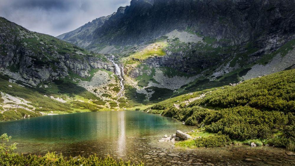 斯洛伐克的高塔特拉山