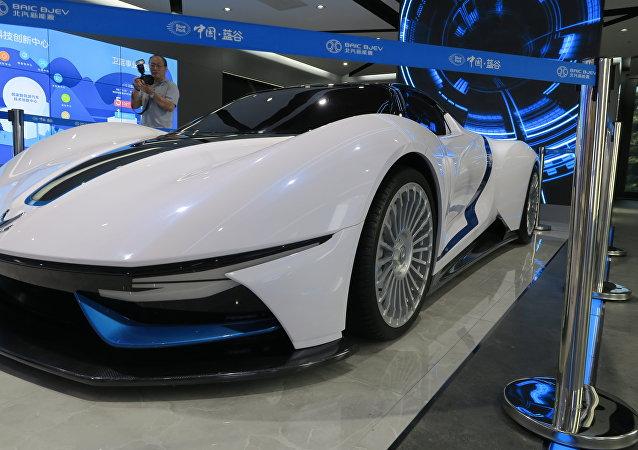 中国将先于欧洲向全电动车过渡