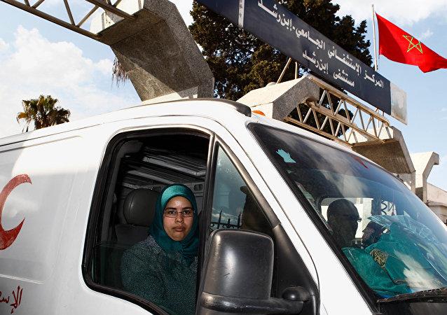 媒体:摩洛哥交通事故死亡人数升至14人另有29人受伤