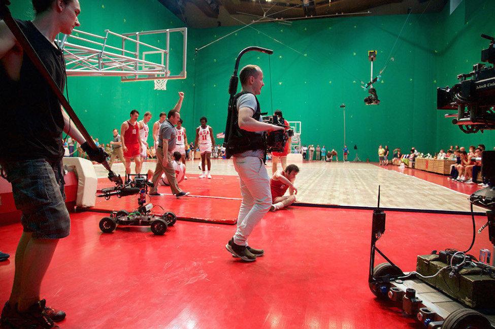 拍摄体育影片《绝杀慕尼黑》是JoyMechanix公司历史上的特殊里程碑。