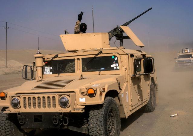 伊拉克安全部队