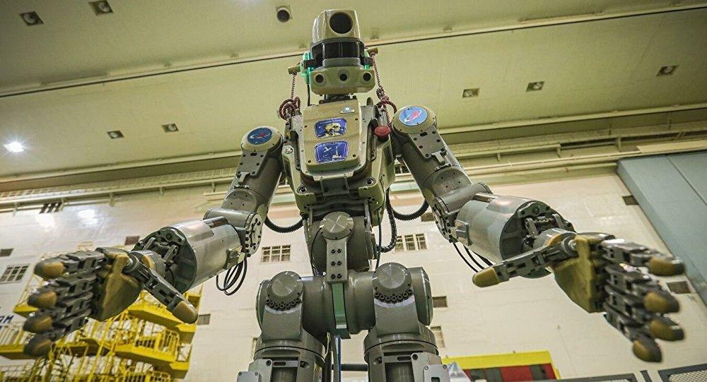 太空機器人F-850(費奧多爾)