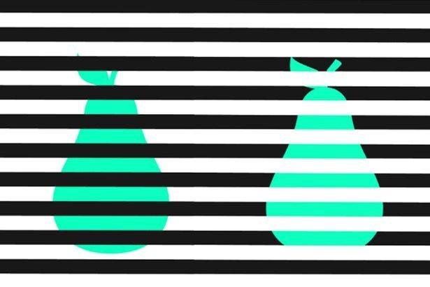 光学幻觉: 网友为两个梨的颜色吵翻天