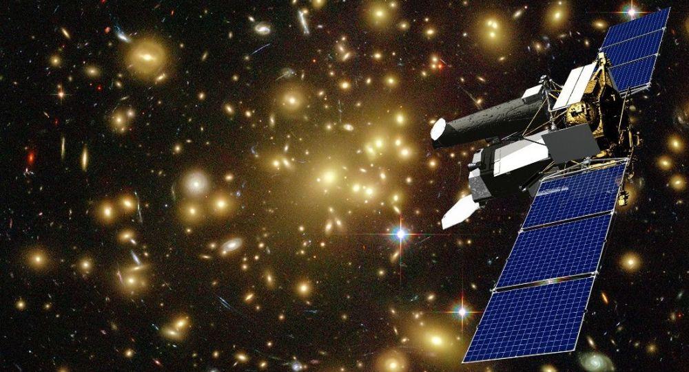 光譜-RG天體物理觀測台