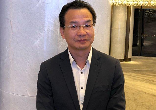 珠海市外事局局长张梅生