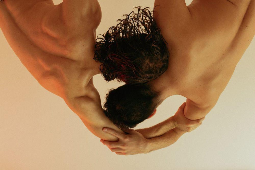 想用这张照片表达两人的平等。作者:Diego Campomar(乌拉圭)。
