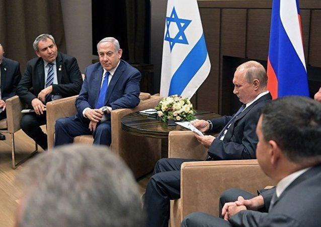 普京将于明年年初应以色列总统之邀对该国进行访问