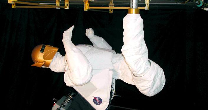 NASA代表:計劃2019年年底將人形機器人再次送到國際空間站