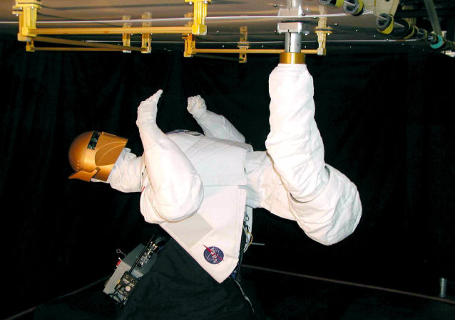 NASA代表:计划2019年年底将人形机器人再次送到国际空间站