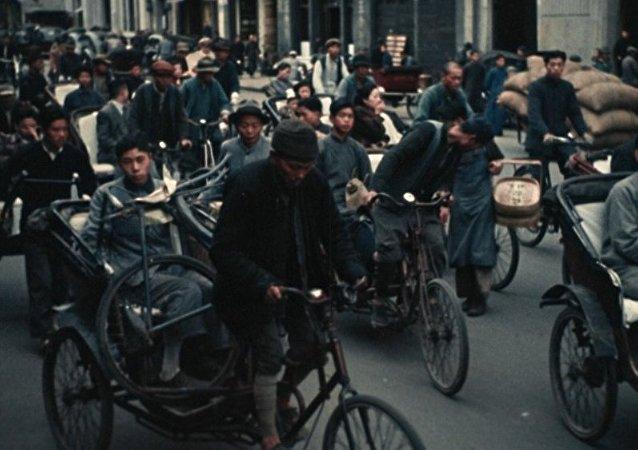 俄导演:大部分有关中国成立的苏联档案新闻纪录影片从未向公众展示