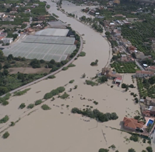 西班牙鬧水災已致5人死亡