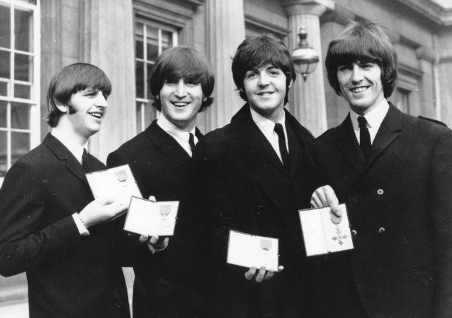 英国披头士乐队