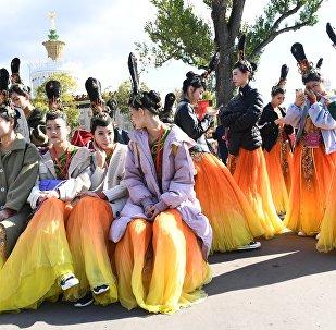 莫斯科中國節報道:中俄友誼萬古長青
