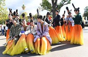 莫斯科中国节报道:中俄友谊万古长青