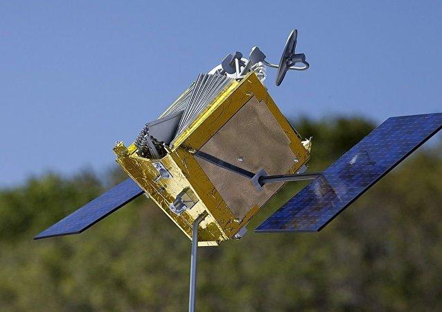 OneWeb衛星模型
