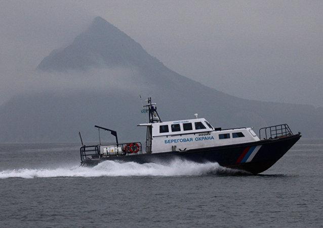三名俄边防人员在日本海朝鲜纵帆船的武装袭击中受伤