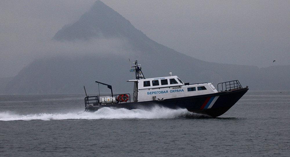 三名俄邊防人員在日本海朝鮮縱帆船的武裝襲擊中受傷