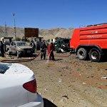 媒体:阿富汗总统竞选集会附近爆炸致至少26人死亡42人受伤