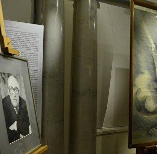 齐赫文斯基生前收藏的中国水墨画被捐给东方博物馆