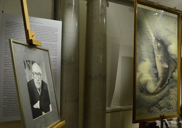 齊赫文斯基生前收藏的中國水墨畫被捐給東方博物館
