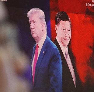 美中兩國爭奪貿易盟國