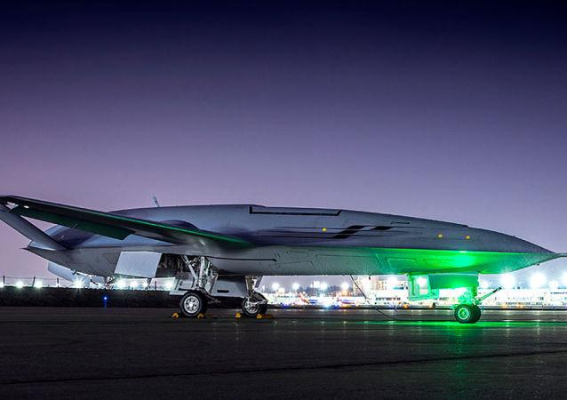MQ-25「黃貂魚」(Stingray)艦載無人加油機