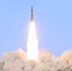 俄導彈兵在「中部-2019」演習中成功發射「伊斯坎德爾-M」導彈