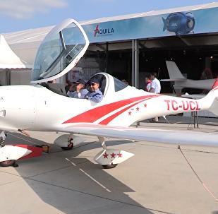 土耳其航空航天技術節