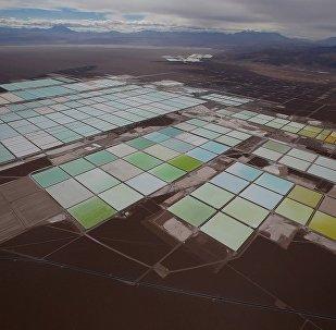 智利鋰金屬(資料圖片)