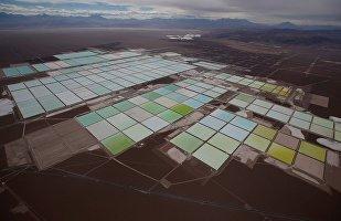 智利锂金属(资料图片)