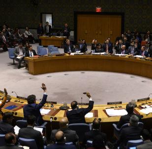 聯合國安理會(資料圖片)