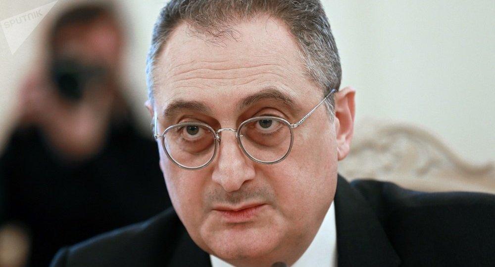 俄罗斯副外长莫尔古洛夫