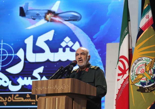伊朗伊斯兰革命卫队司令萨拉米