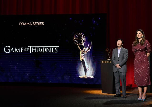 《权力的游戏》有负众望仅获艾美奖两项奖项