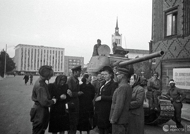 俄國防部公佈解密文件以慶祝拉脫維亞解放75週年