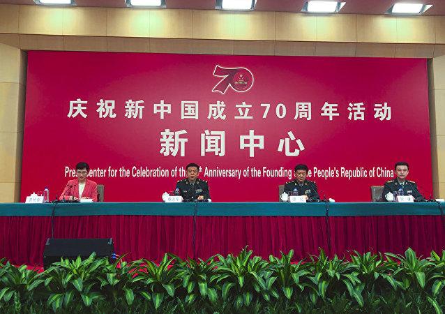 庆祝中华人民共和国成立70周年阅兵总规模约1.5万人 创历年新高