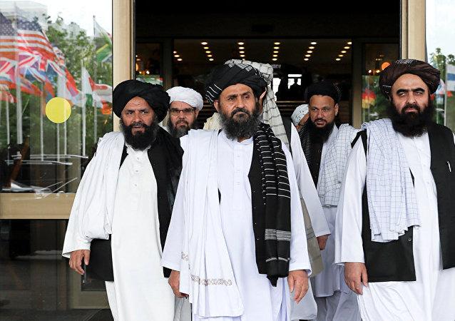 塔利班代表