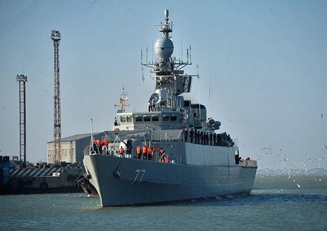 伊朗、俄罗斯和中国将于12月27日举办联合海军演习