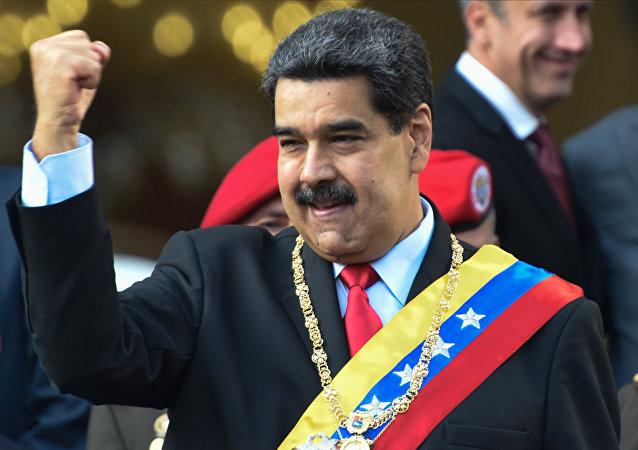 委内瑞拉总统9月24日抵达莫斯科