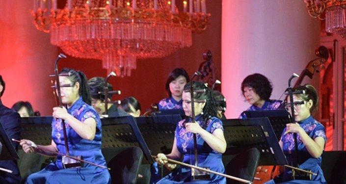 中国吉林省民族录乐团