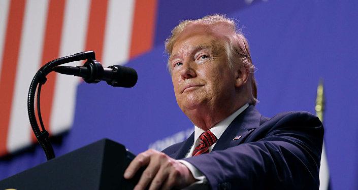 特朗普稱未將請求中國調查拜登與貿易談判聯繫一起