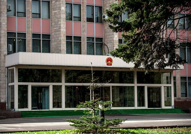 驻莫斯科中国大使馆