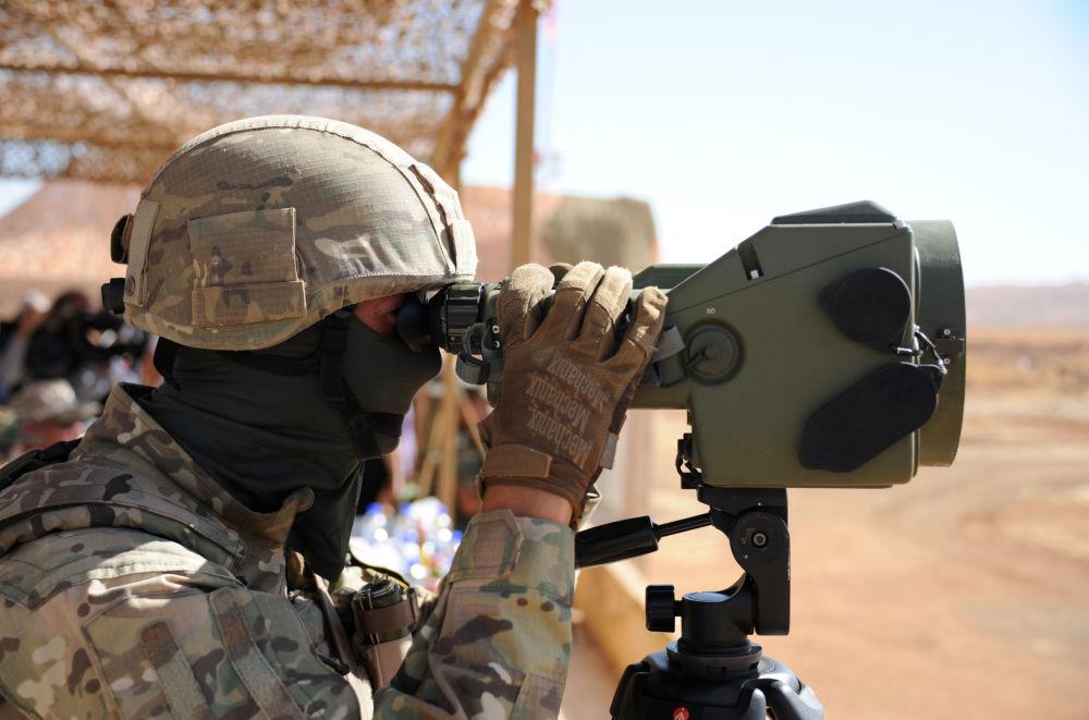 俄罗斯军人如何培训叙利亚士兵