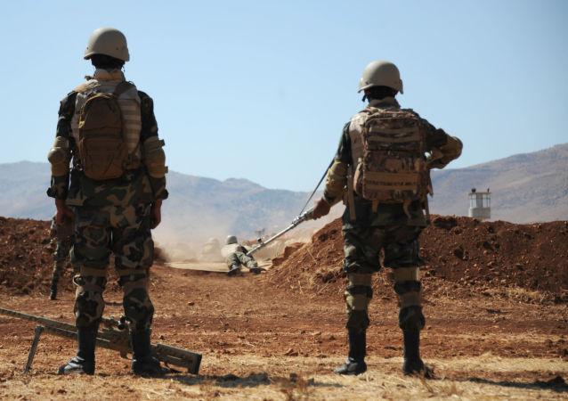 敘利亞行動使得俄羅斯成為中東地區關鍵力量