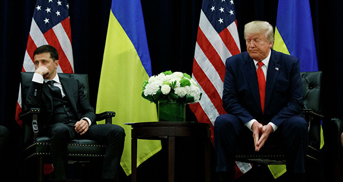 美国使馆临时代办:对布里斯马公司的调查是特朗普会见泽连斯基的前提条件