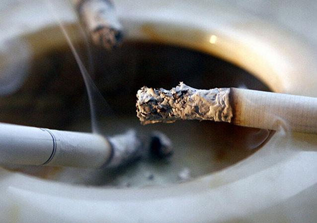 俄罗斯将禁止在阳台上吸烟
