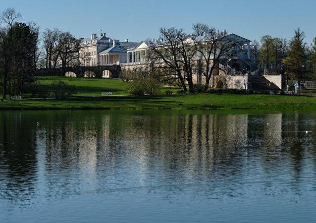 聖彼得堡皇村博物館