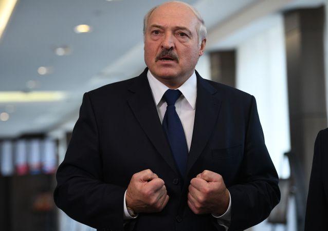 卢卡申科称不打算终身担任白俄罗斯总统 但也没有考虑实现权力过渡