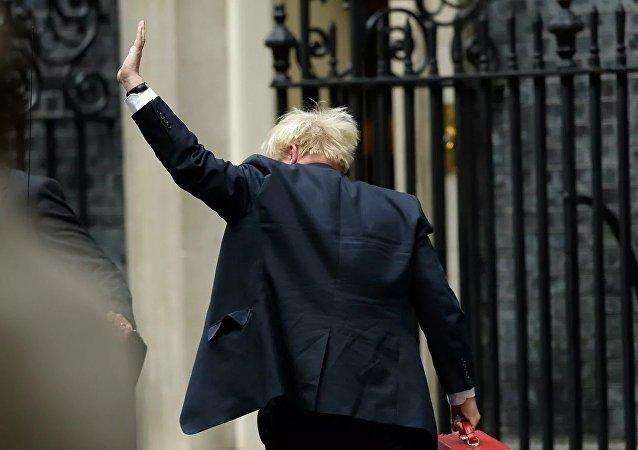 苏格兰法院不会限制约翰逊的英国脱欧行动
